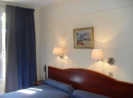巴黎蒙彼利埃酒店