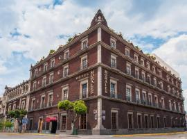 Hotel Morales Historical & Colonial Downtown Core, 瓜达拉哈拉
