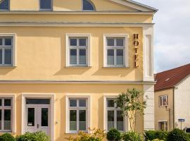 格诺因梅克伦堡酒店霍夫格酒店