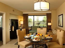 拉斯维加斯伯克利公寓式酒店,位于拉斯维加斯的公寓
