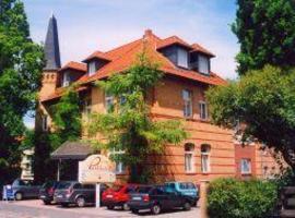 赫尔姆施泰特公园酒店