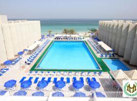 沙迦海滩酒店
