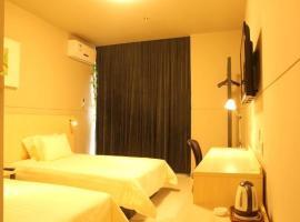 锦江之星苏州石湖国际教育园酒店