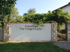 Gästehaus Zur Langen Lacke