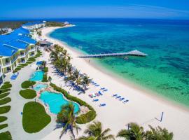 大开曼岛温德姆珊瑚礁度假村