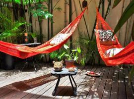 玛雅假日海滩大自然酒店