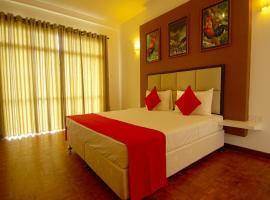 汉班托塔翠绿酒店