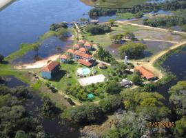 Pantanal Park Hotel, Rebojo