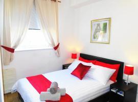 达尼汉普斯特德公寓,位于伦敦的公寓