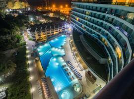美洲海塔酒店