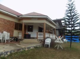 P Panorama Suites, Mubende (Mawogola附近)