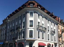 德斯阿尔卑斯酒店