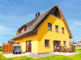 Reetdachhaus mit Sauna und Boddenblick - D 128.036