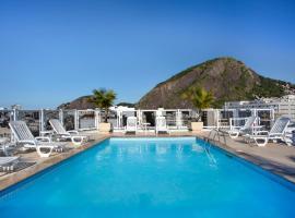 科帕卡瓦纳大西洋酒店