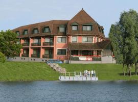 Hableány Hotel, Tiszafüred
