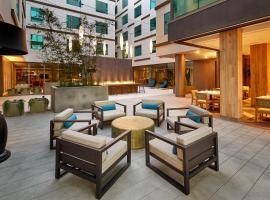圣地亚哥市中心/碧沙希尔顿惠庭套房酒店