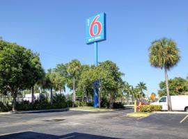 兰塔纳6号汽车旅馆