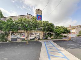 圣安东尼奥西北6号汽车旅馆 - 医疗中心