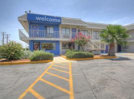 圣安东尼奥6号汽车旅馆 - FT山姆·休斯敦