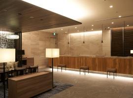 相铁Fresa Inn银座七丁目酒店,位于东京的酒店
