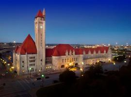 圣路易斯联合车站酒店 - 希尔顿Curio Collection酒店