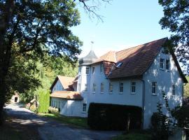 Hotel Waldhaus,位于Römhild的酒店