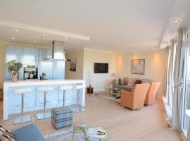 Luxury apartment near trade fair