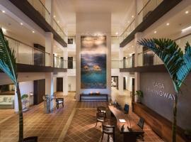 Hotel Casa Hemingway, 璜多里奥