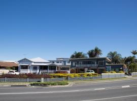 帕莱太平洋假日公寓式酒店, 红崖