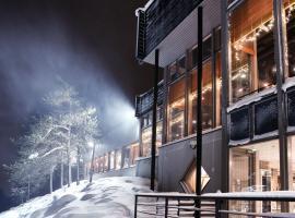 普哈圣山滑雪酒店, 普哈圣山
