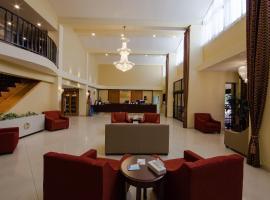 华美达休斯敦洲际机场东酒店