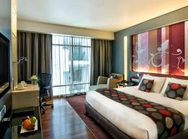 曼谷18街丽亭酒店