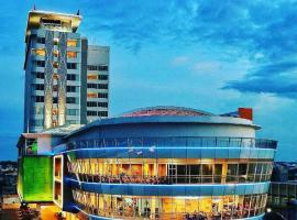北干巴鲁福克斯哈里斯酒店, 北干巴鲁
