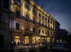 布拉格四海一家酒店