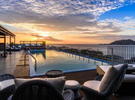 济州海洋套房阿吉拉酒店