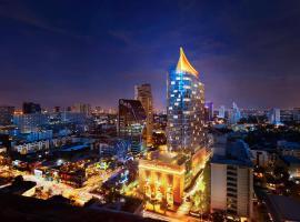 通罗素坤逸中心55超豪华酒店