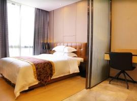 广州韬韬居酒店公寓(北京路捷登都会店)