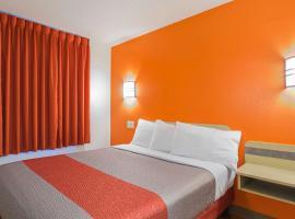 莫特尔6号汽车旅馆 - 多伦多东 - 惠特比