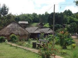 土著人民山林小屋