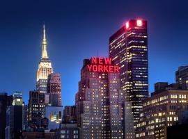 纽约客温德姆酒店