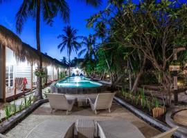 吉利特拉万安 曼塔潜水度假酒店