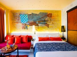 曼谷暹罗设计酒店