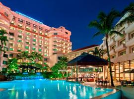 Swissotel Merchant Court Singapore (SG Clean),位于新加坡圣安德烈教堂附近的酒店
