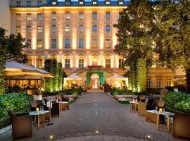 布拉格超豪华马克酒店