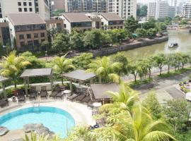 Robertson Quay Hotel (SG Clean),位于新加坡的酒店