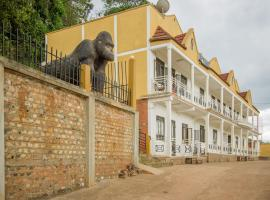 Albertine tourist resort, Kabale (Rukiga附近)