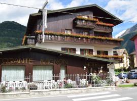 Hotel Mignon, 蓬泰迪莱尼奥