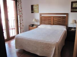 Hotel-Apartamento Carolina y Vanessa, 圣何塞
