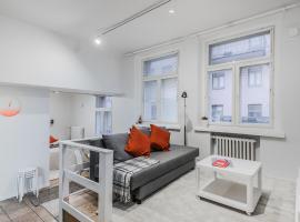 Helsinki South Central Apartment Studio