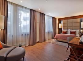 特里姆阿拉马科斯酒店